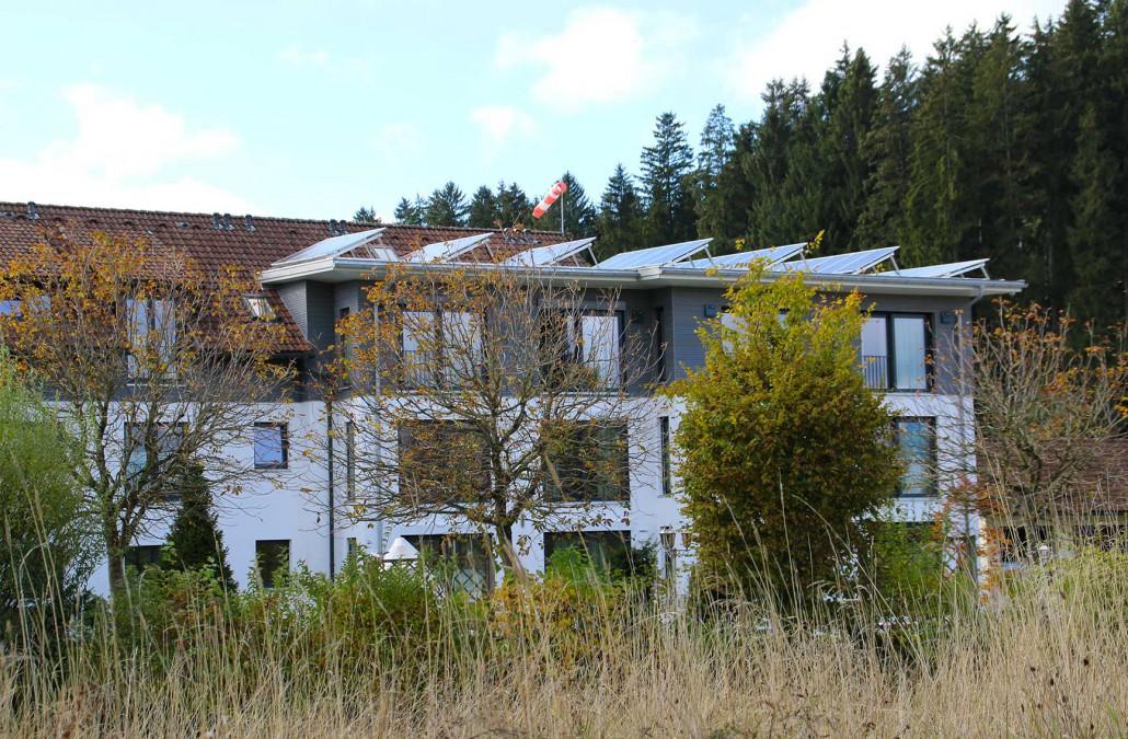 Haus Hubertus - Außenansicht