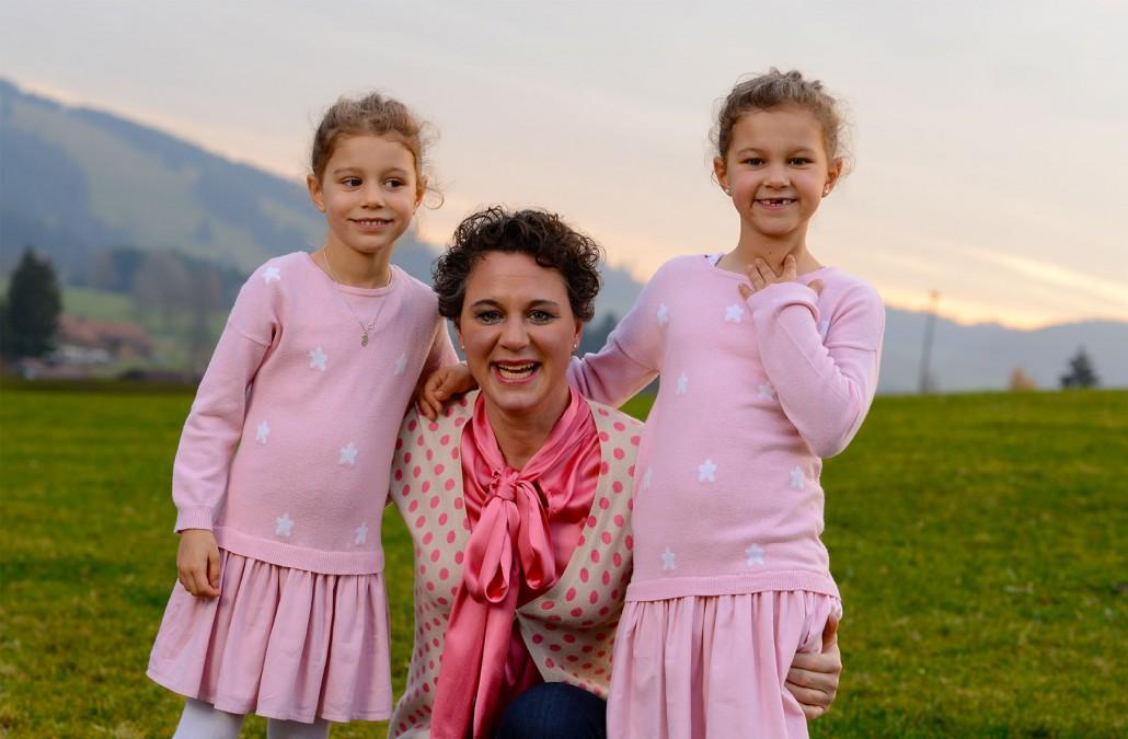 Familie Fabienne Schrimpf (Geschäftsführung/Heimleitung)