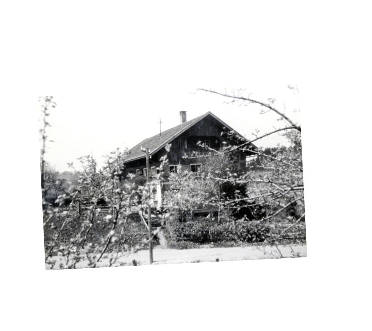 Seniorenzentrum Haus Hubertus um 1978